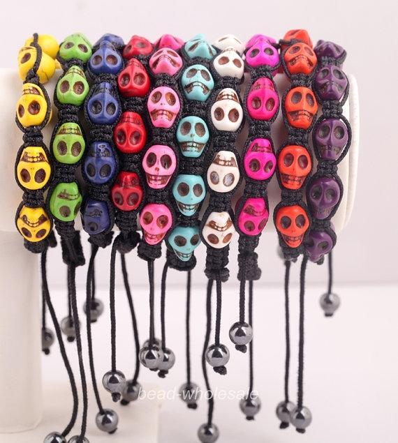 Charm Skull Style Bracelet