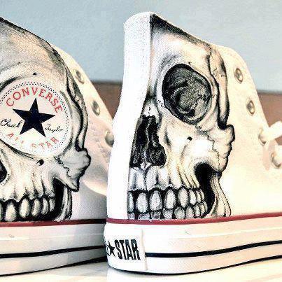 2converse skull