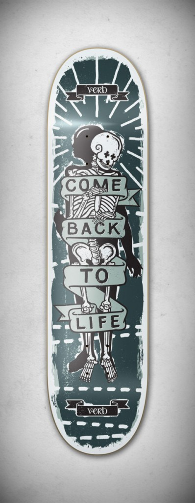 Come back to life by Bruce Mackay 1