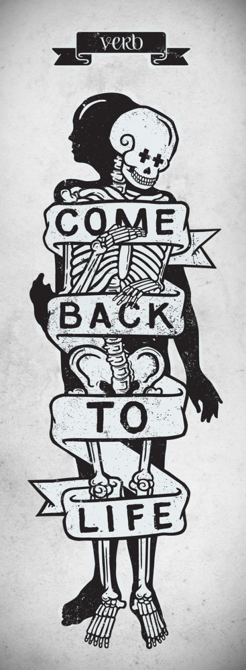 Come back to life by Bruce Mackay