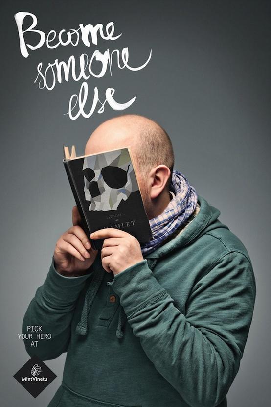 Creative Bookstore Ads