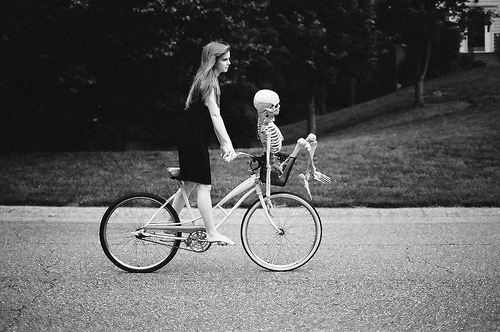 Cycling with skeleton