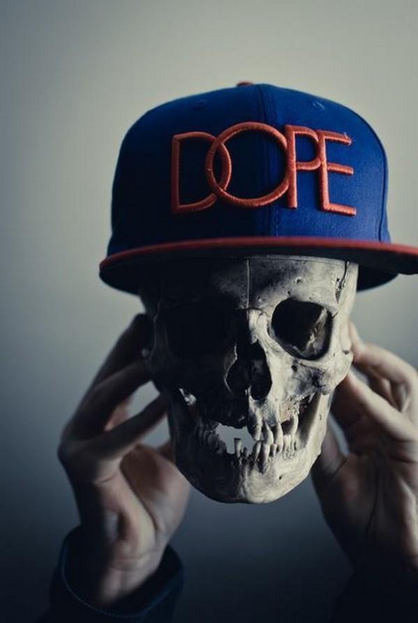 DOPE Skull