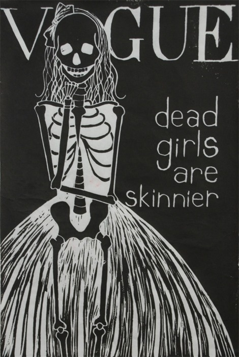 Dead Girls are Skinnier