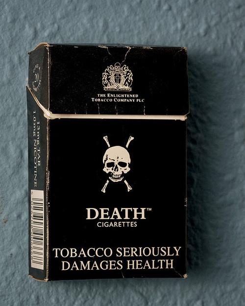 Death cigarettes