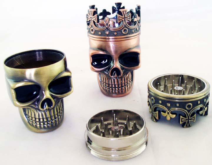 King skull grinder