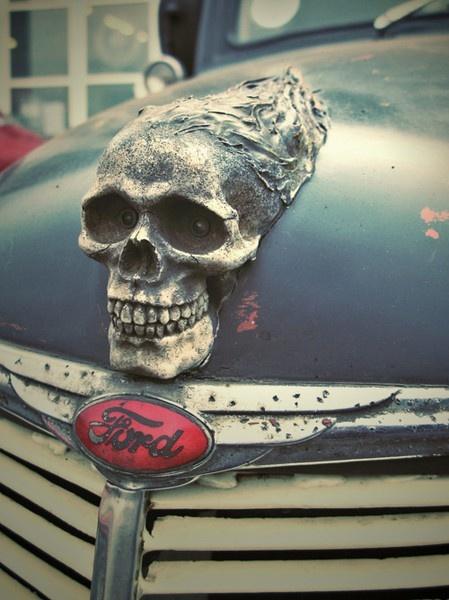 Skull Ford