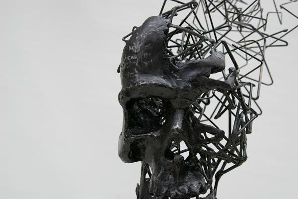 Skull by Tomohiro Inaba