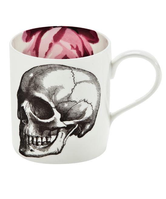Skull mug 6