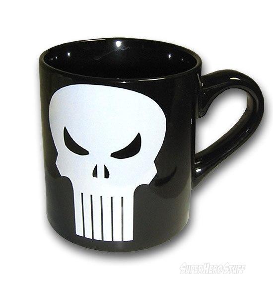 Skull mug 9
