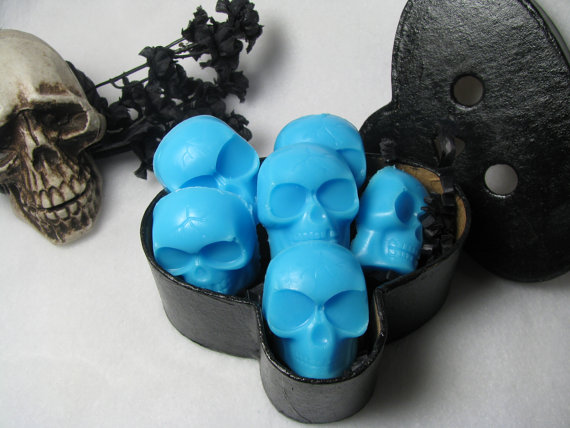 Skull soap 10
