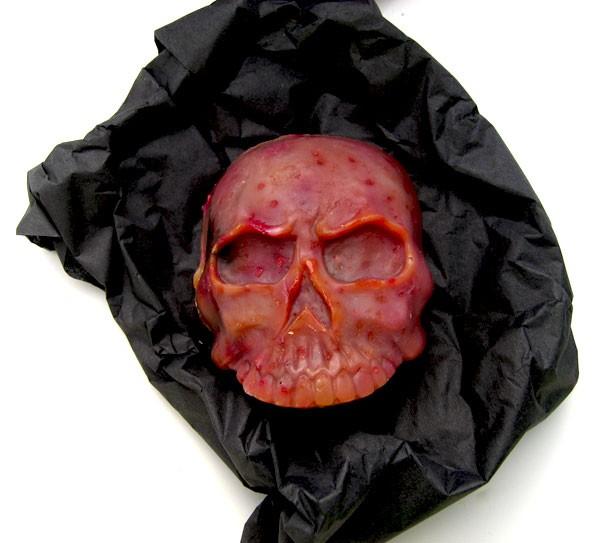 Skull soap 13