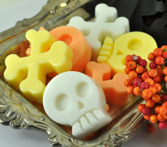 Skull soap 9