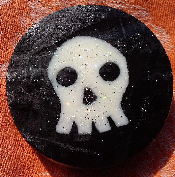 Skull soap