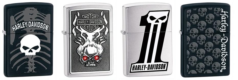 Zippo Lighter Harley Davidson
