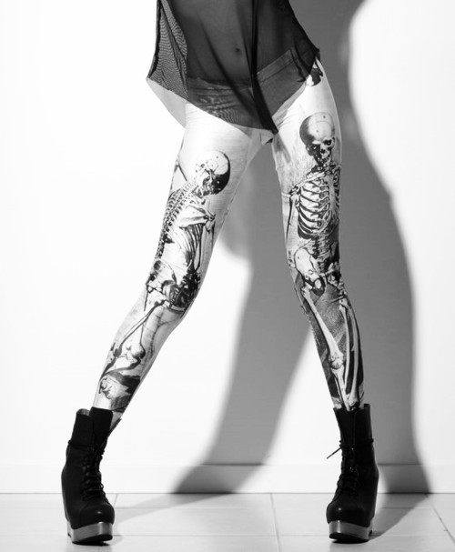 black milk resurrection leggings