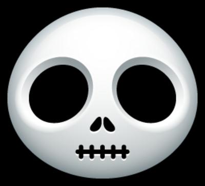 skull cartoons