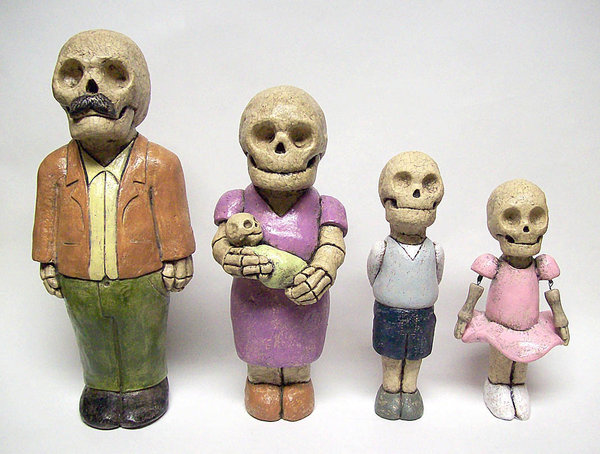 Family Figures by Michelle Tapia