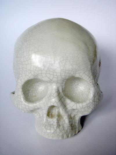 Huang Yan skull crack