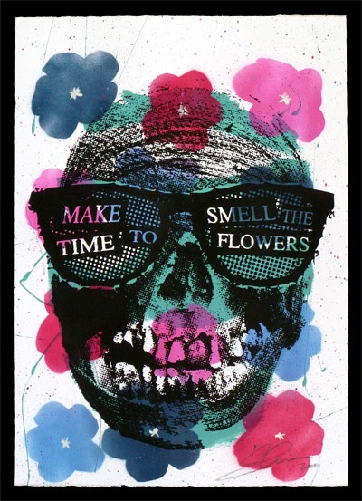 Make Time to Smell The Flowers