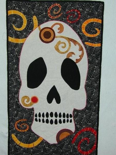 Skull Quilt 4