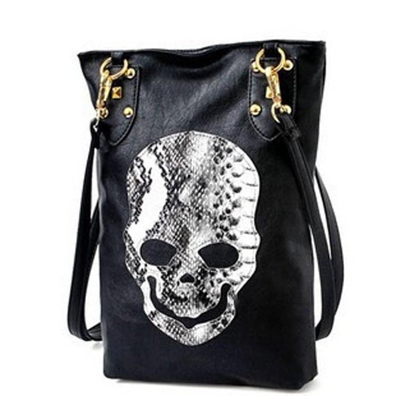 Skull handbag 1