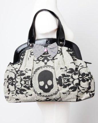 Skull handbag 3