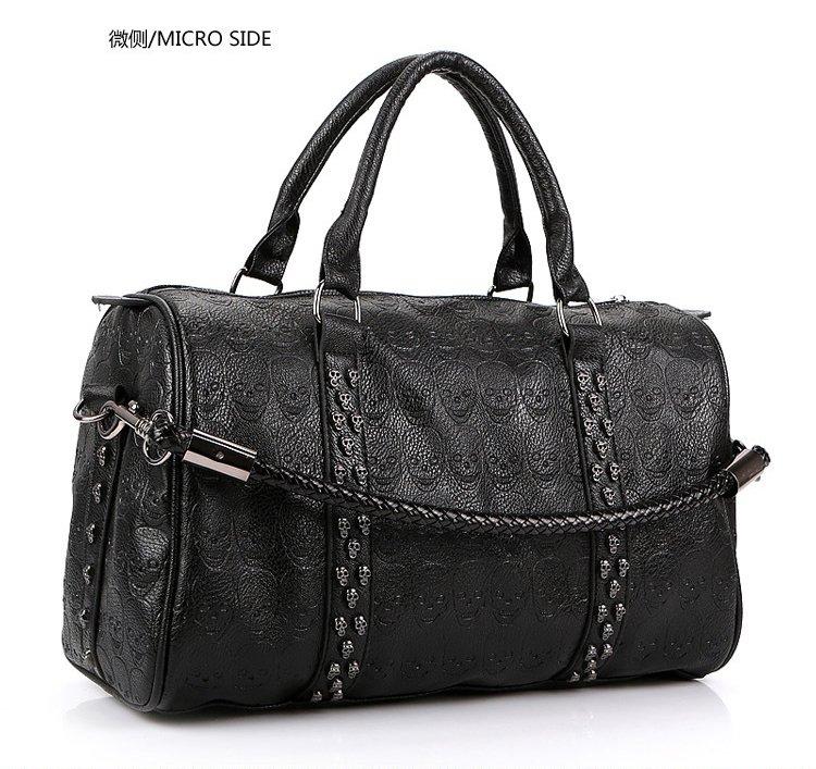 Skull handbag design