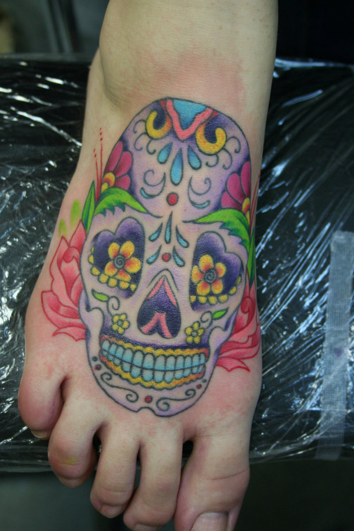 Sugar Skull by Corgill