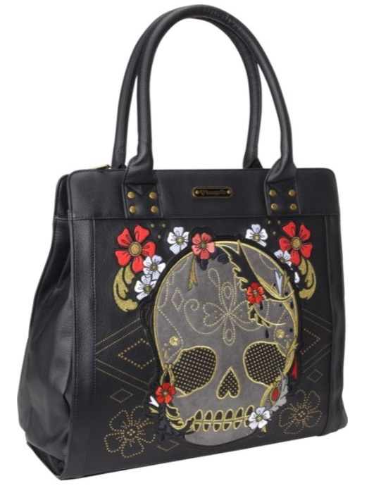 Sugar Skull handbag 3