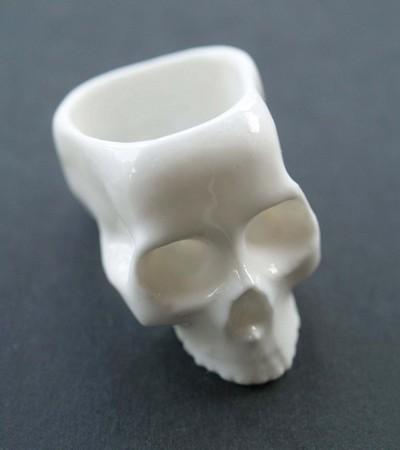 ceramic skull 2