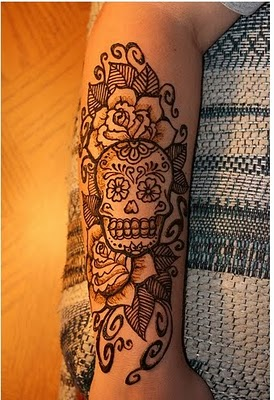 cool henna tattoo designs