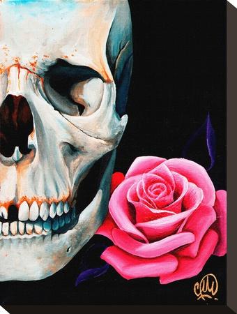 ramos christina rose skull