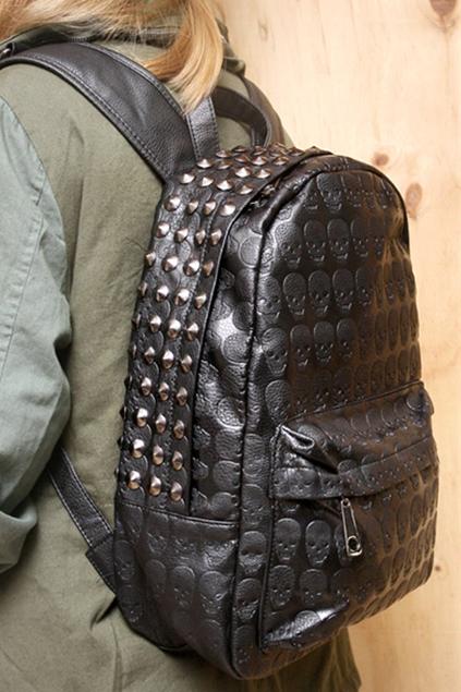 skull backpack 1