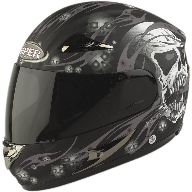 skull design helmets 11
