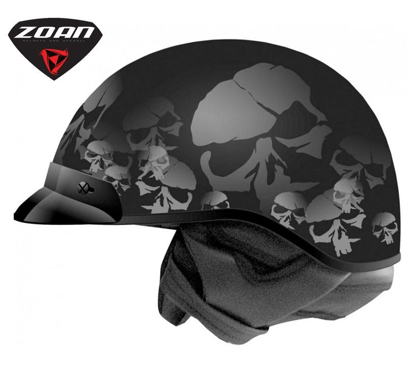 skull motorcycle helmets 8