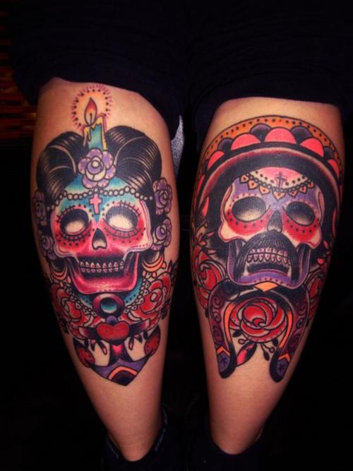 sugar skull mexican