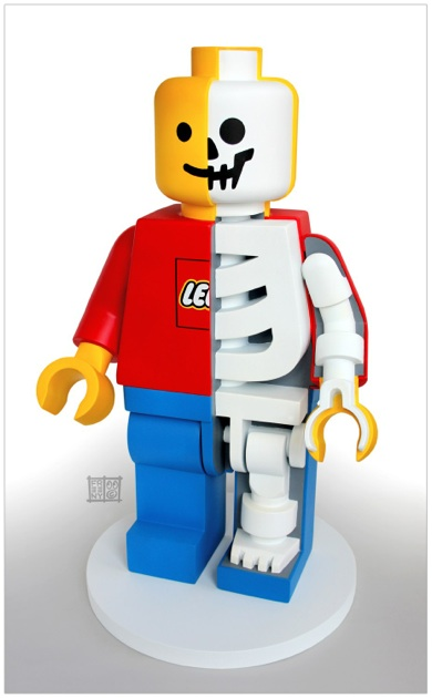 Anatomical Lego© Men 1