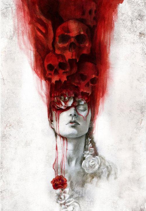 Dracula by Beatriz Martin Vidal