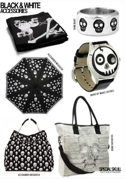 Fashion skulls (2)