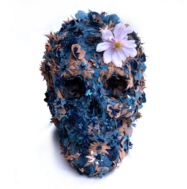 Floral Sculptures By Jacky Tsai