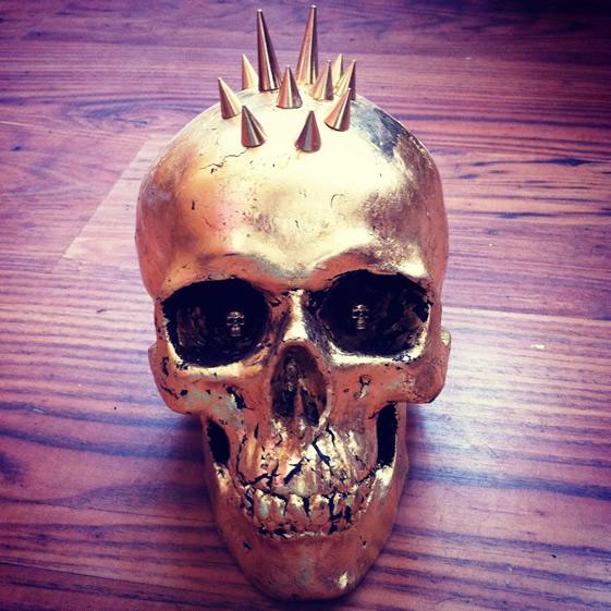 Human Skulls by Lauren Baker 1
