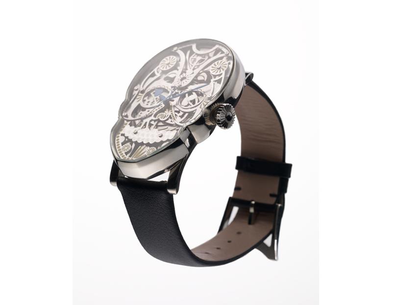 Memento Mori hand made mechanical watch