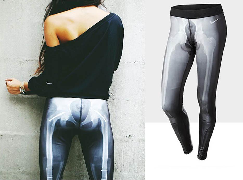 Nike Skeleton Tights