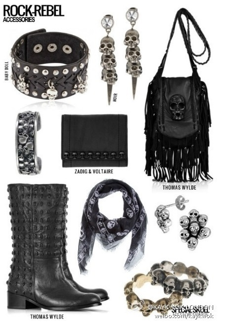 Skulls in Fashion