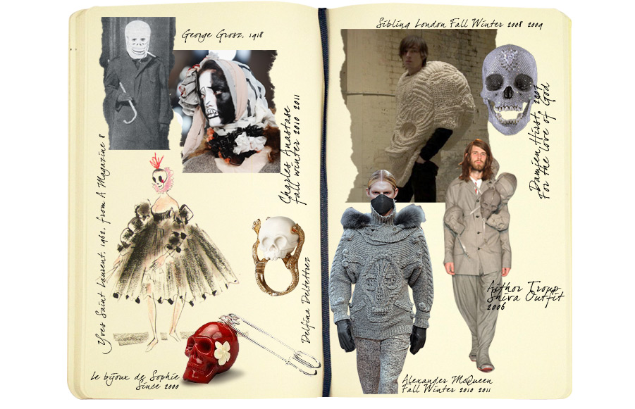 The Significance of the Skull in Fashion 1