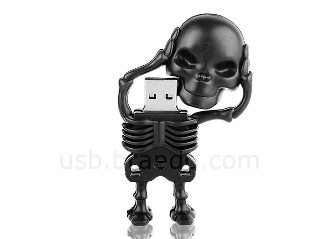 The Skeleton USB Flash Drive 1