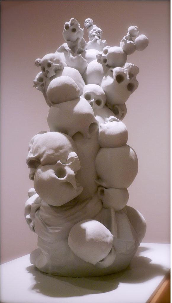 The Skulls of Cris Brodahl 3