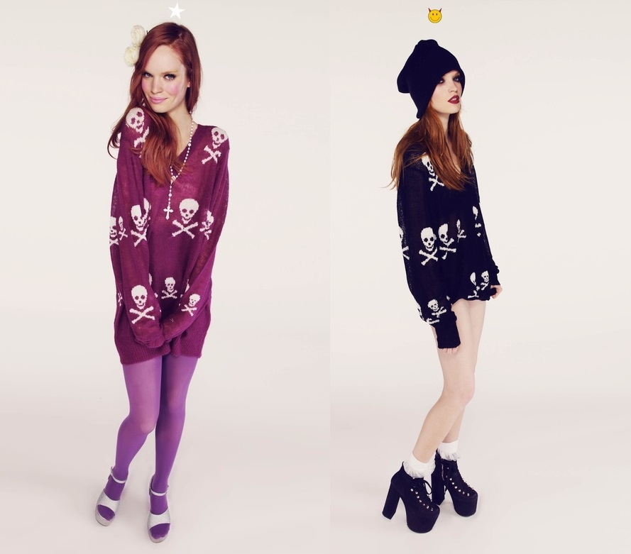 Wildfox Couture skull collection 1