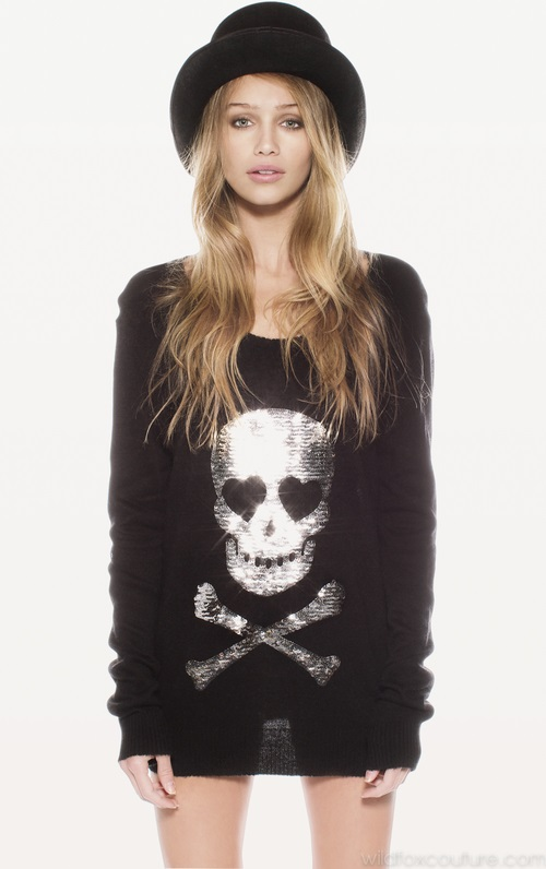Wildfox skull collection